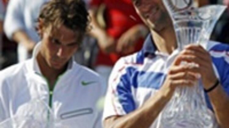 Nadal'ı devirdi şampiyon oldu