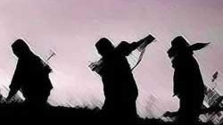 PKK'lılar sınır dışına çıkmaya başladı