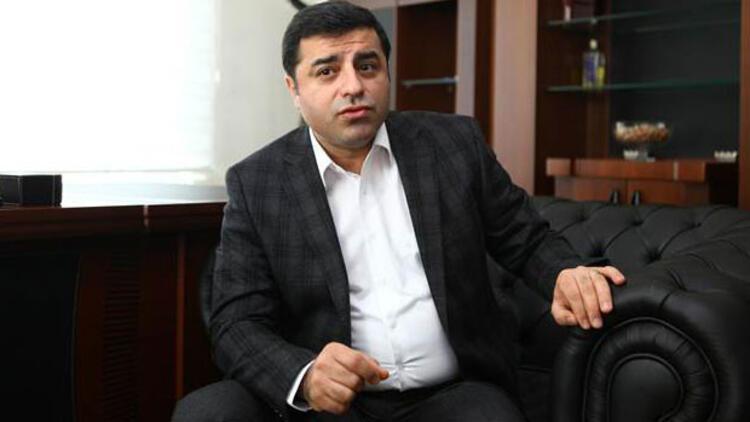Demirtaş'tan Süleyman Şah yorumu