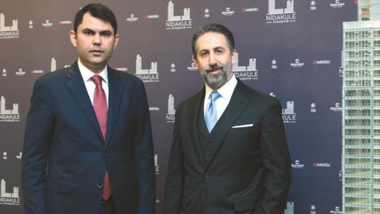Ataşehir'de 'Finans' hızı