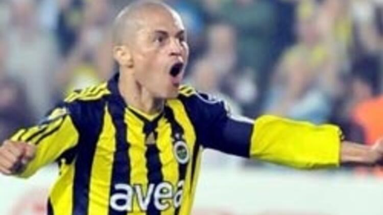 Alex Fenerbahçe tarihine damgasını vudu