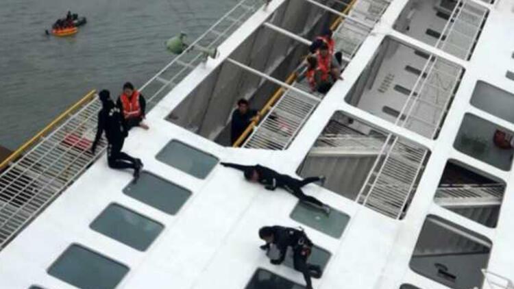 Güney Kore: Feribot faciasında kaptana idam istemi