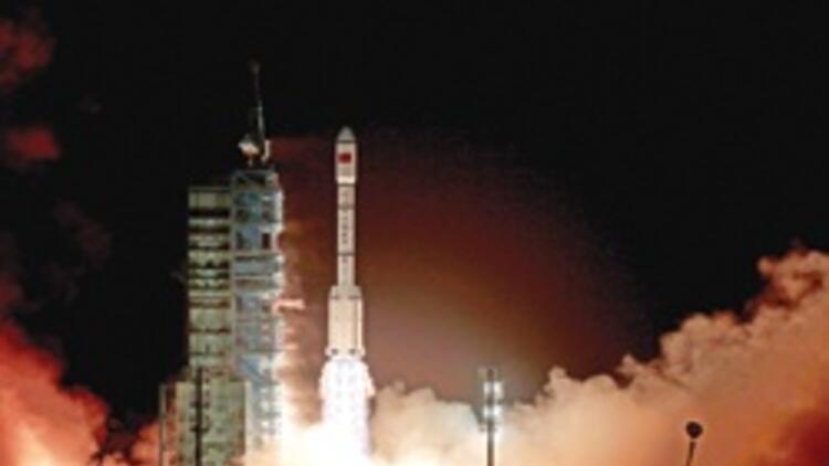 Çin uzaya çıktı, ABD marşı çaldı