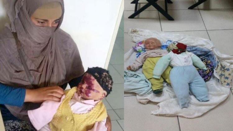 Oyuncak bebekle duygu istismarı