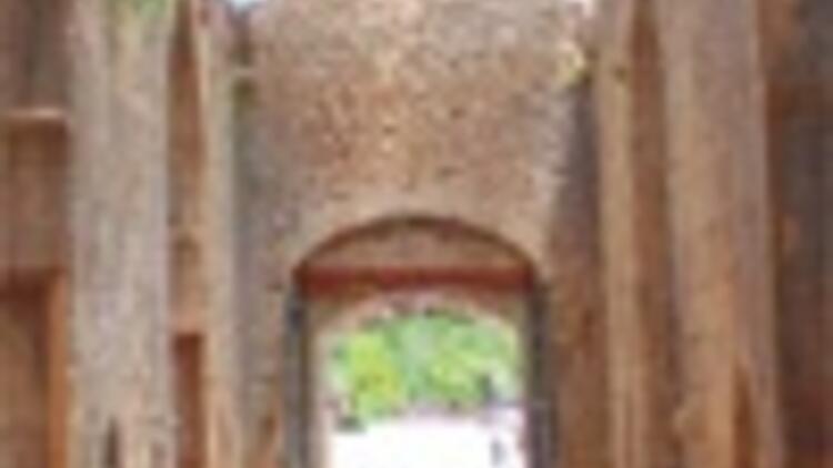 Alarahan caravanserai now a major attraction