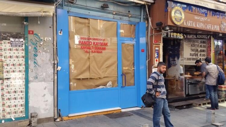 Pando'nun binasında tadilat soruşturma konusu oldu