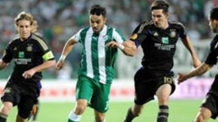 Bursaspor 1-2 Anderlecht