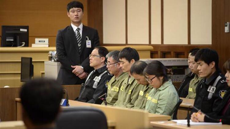 Güney Koreli kaptanın cezası belli oldu
