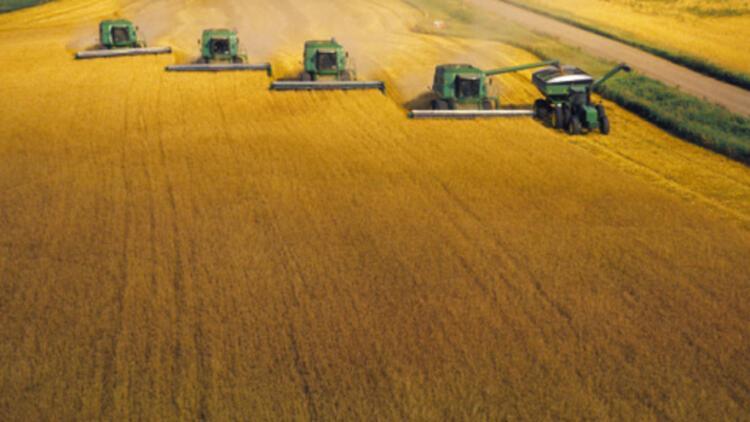 Türkiye, tarımda ilk 5'e girmeyi hedefliyor
