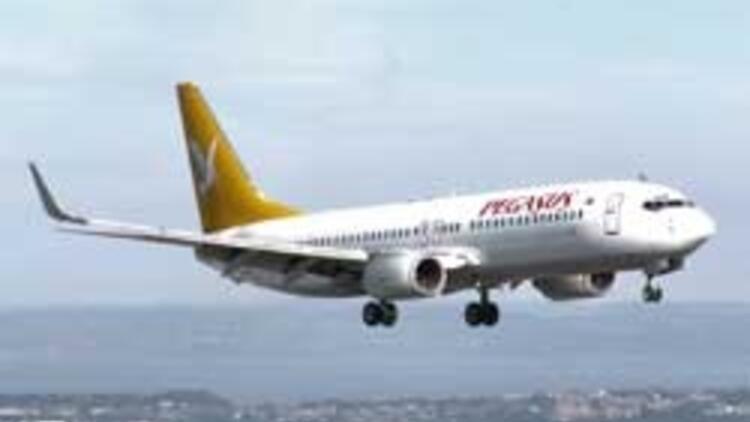 Pegasus Hava Yolları işlem görmeye başladı