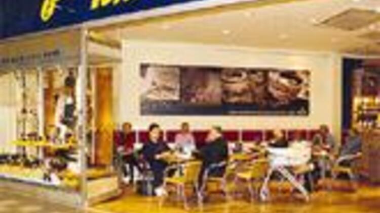 Alman kahveci Tchibo 100 mağazayla Türkiye'yi saracak