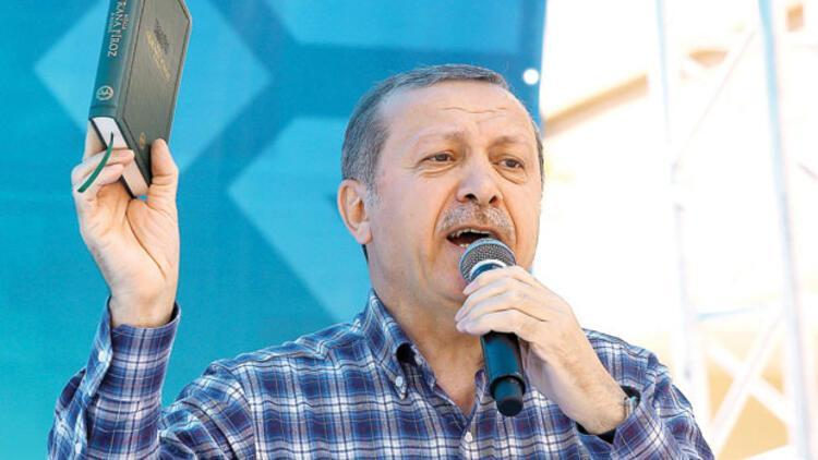 Erdoğan: 'Bunların dinle işi yok'