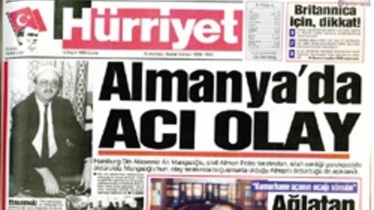 Türk ataşe ırkçı cinayet kurbanı mı