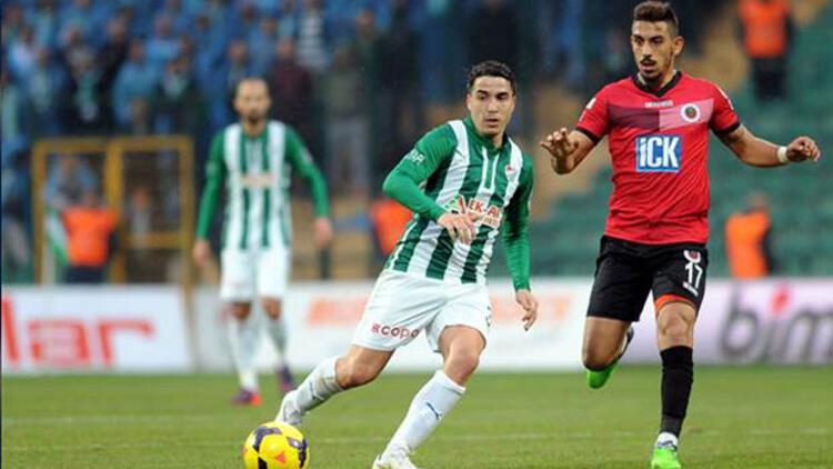 Bursaspor 3 - 1 Gençlerbirliği