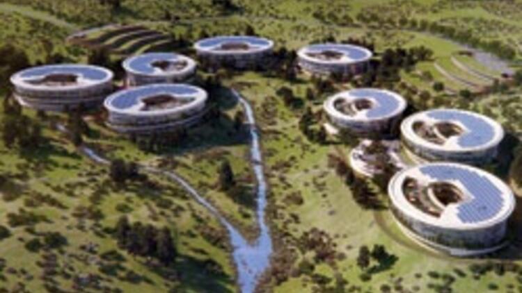 Baraja nazır en akıllı kent