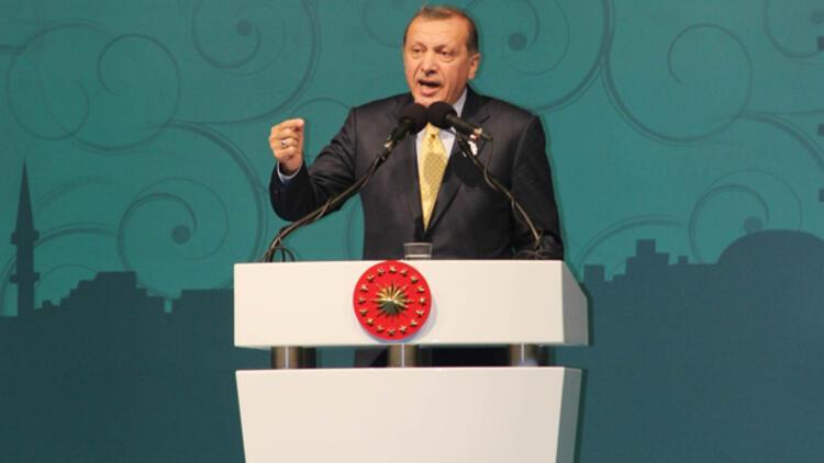 Cumhurbaşkanı Recep Tayyip Erdoğan: Kurusıkı göndermeyle bu işler olmuyor