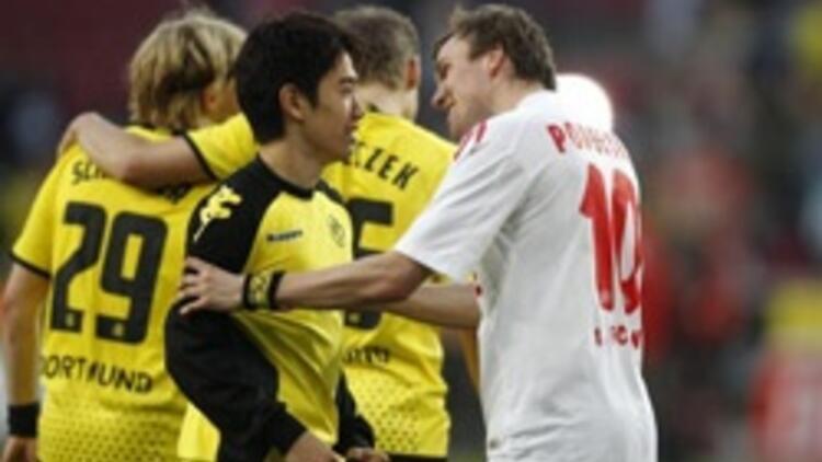 Dortmund haftayı farklı kapadı