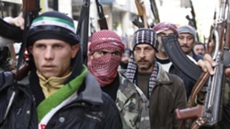 Suriyeli muhaliflerden müthiş iddia