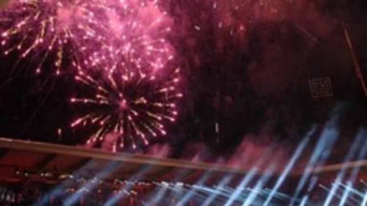 2011 Erzurum Kış Oyunları'na muhteşem açılış