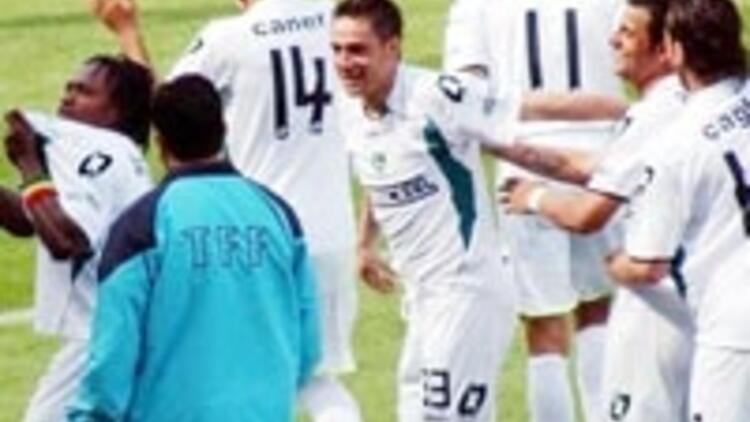 Düellonun galibi Denizlispor: 3-2