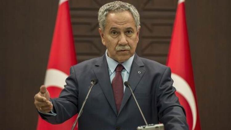 Bülent Arınç: HDP'li yöneticiler neden o grubun içinde yoktu?