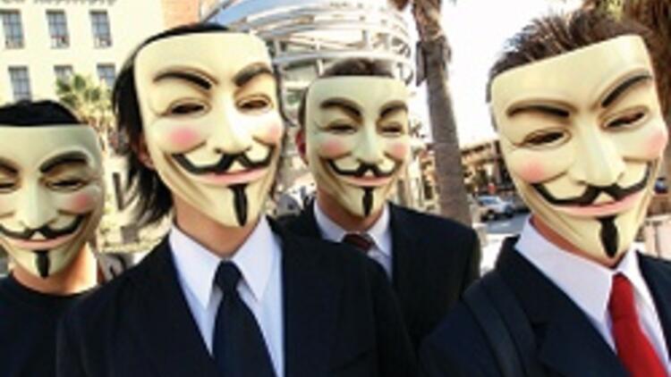 Anonymous 'resmi hedef'e saldırdı, Ayyıldız Tim karşı atakla yanıt verdi