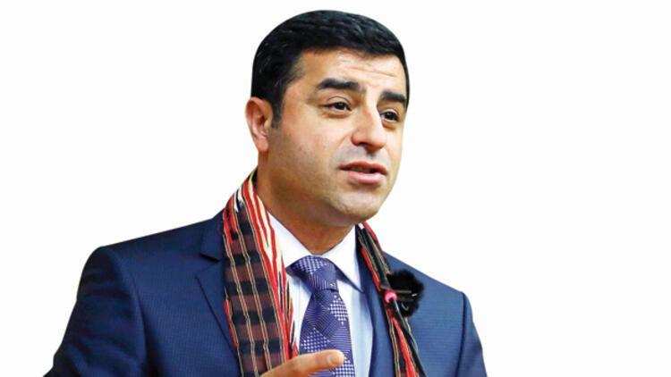 Demirtaş: HDP var oldukça seni başkan yaptırmayacağız