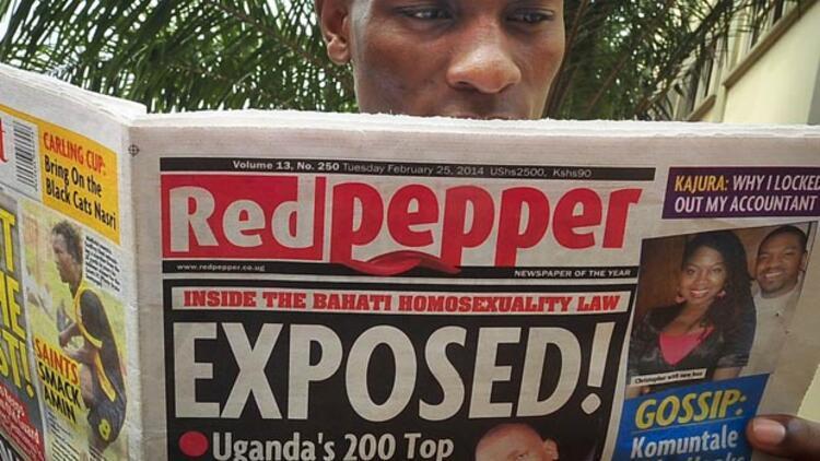 Uganda'da olacağı buydu
