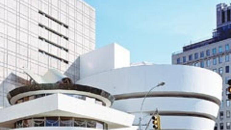 Guggenheim'dan sanat açılımı