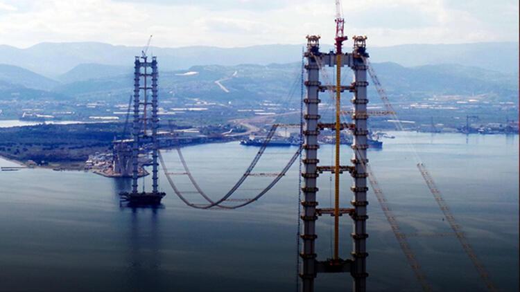 Körfez Köprüsünde kablo koptu