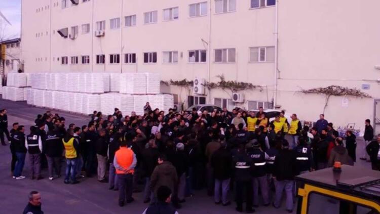 ABDli şirket çuval fabrikasını kapatıyor