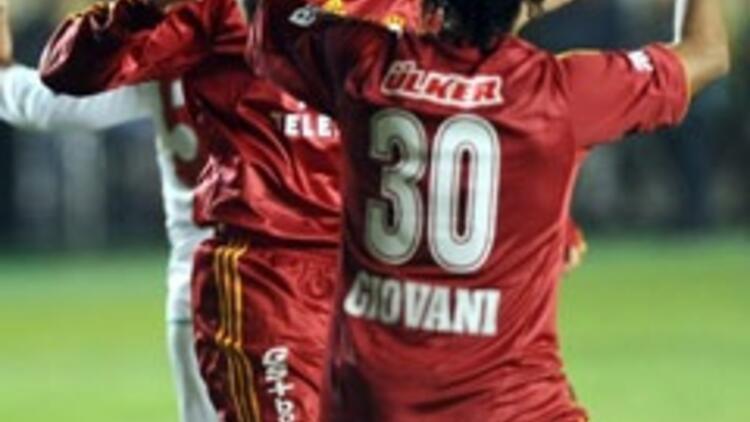 Galatasaray 4-1 Diyarbakırspor
