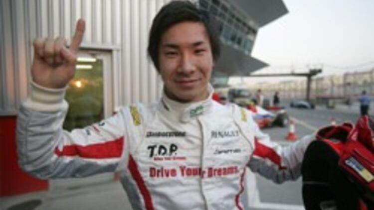 Kobayashi'nin yerine Bianchi