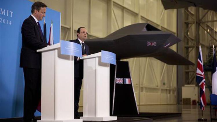 Fransızların sormadıklarını Hollande'a İngilizler sordu