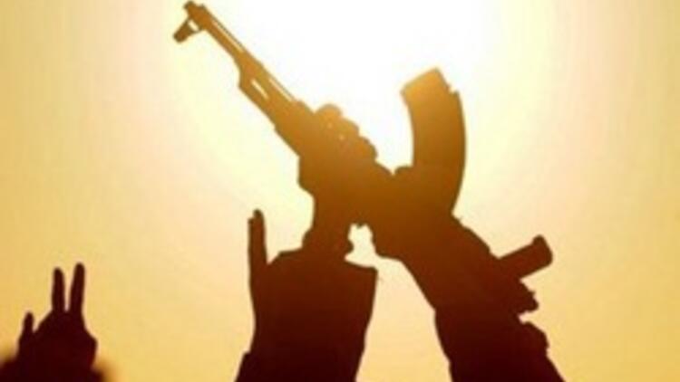 Silahlar Türkiye'den kaçırıldı iddiası