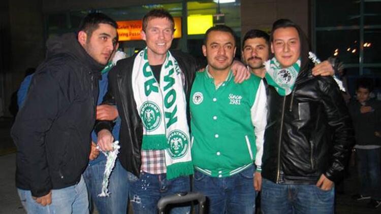Konyaspor Hleb'i 1,5 yıllığına renklerine bağladı