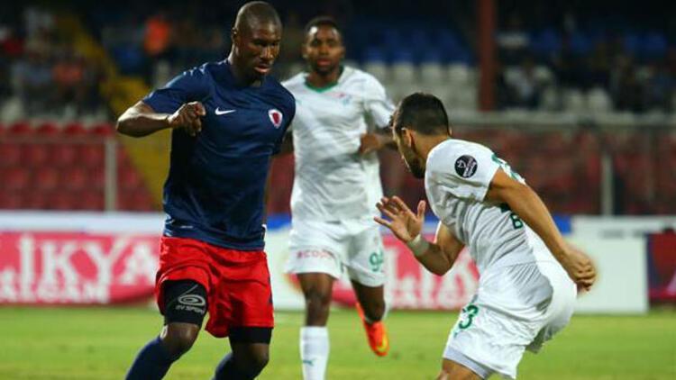 Mersin İdmanyurdu: 2 - Bursaspor: 1