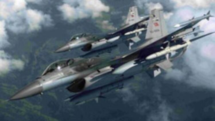 Türkiye, Suriye sınırına F-16 kaldırdı