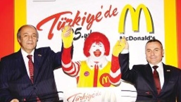 McDonald's, 4 bin kişiye 'iş' yarattı 25 milyon liraya 30 restoran açacak