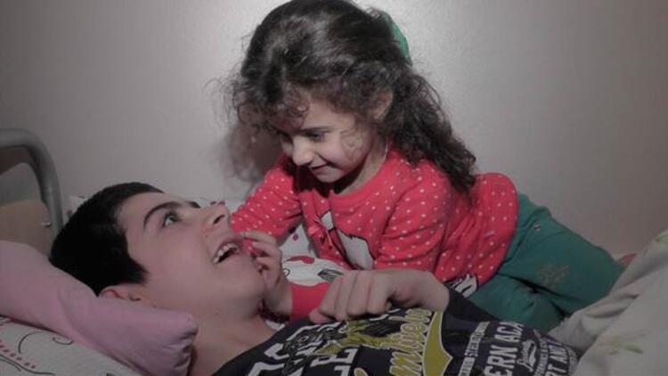 Bayat aşı Berat'ı yatağa bağımlı hale getirdi