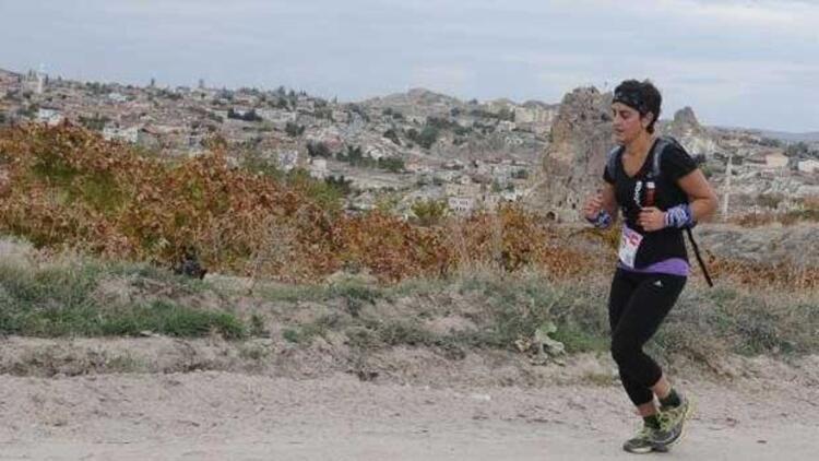 Kapadokya maratonunun galibi Rus kadın atlet oldu