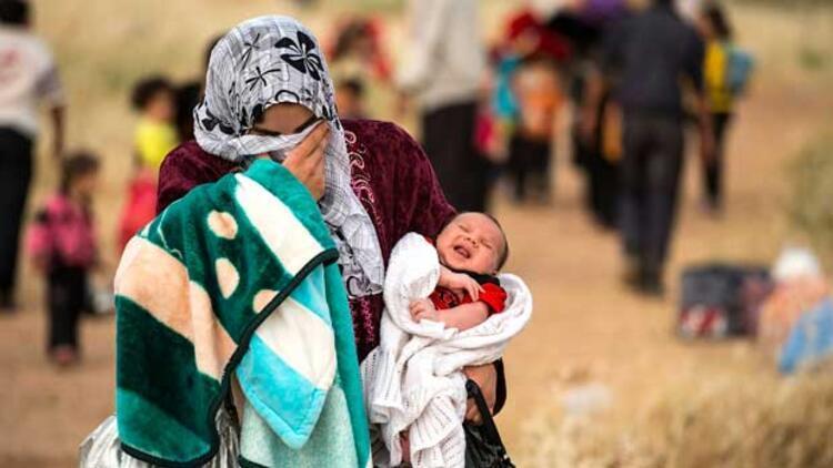 UNICEF, Suriye'de beşinci yılına giren iç savaşın bilançosunu çıkardı