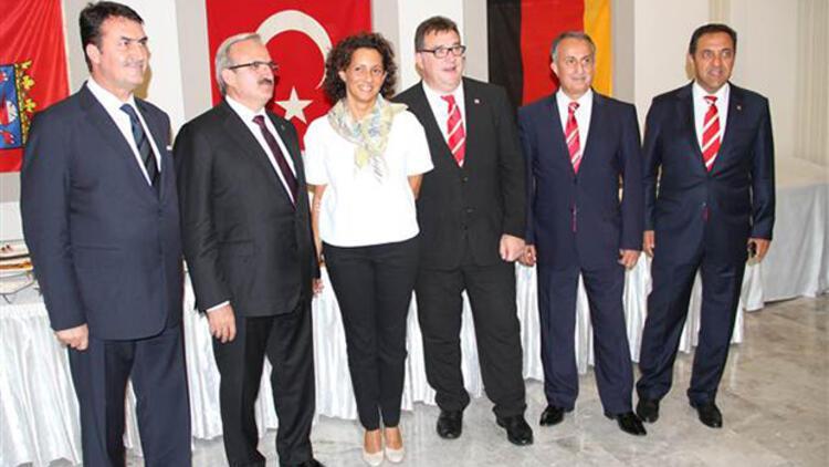 Bursa ile Hessen arasında işbirliği ofisi kurulacak