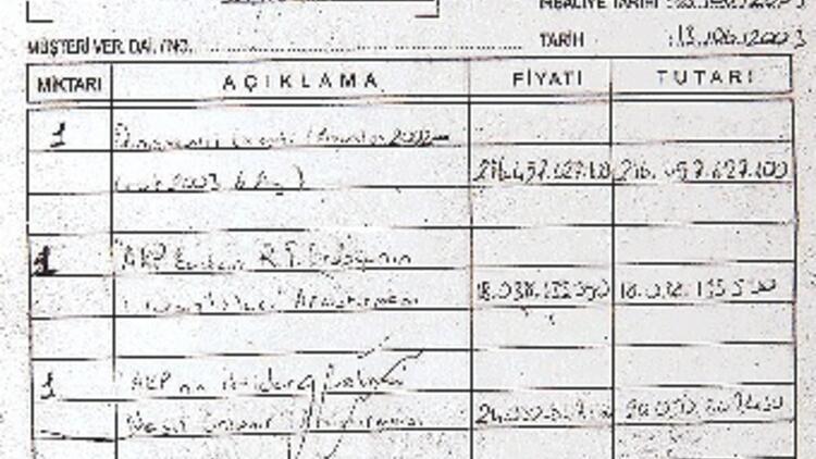 Kemal Bey'den artçı belge