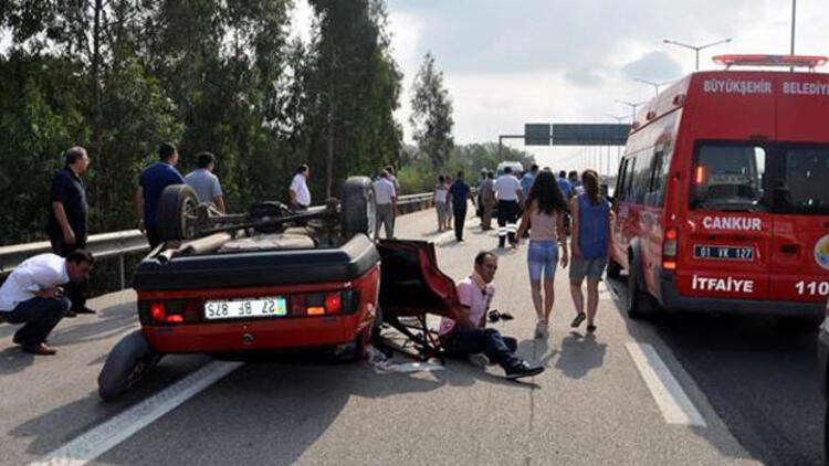 Bayram trafiğinde 3 günlük kaza bilançosu: 41 ölü, 266 yaralı