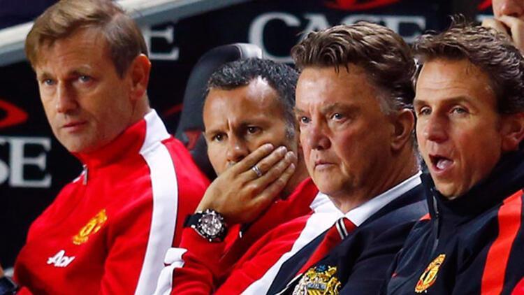 Manchester United yine şaşırttı