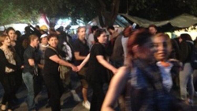 Anneler Gezi Parkı'nda