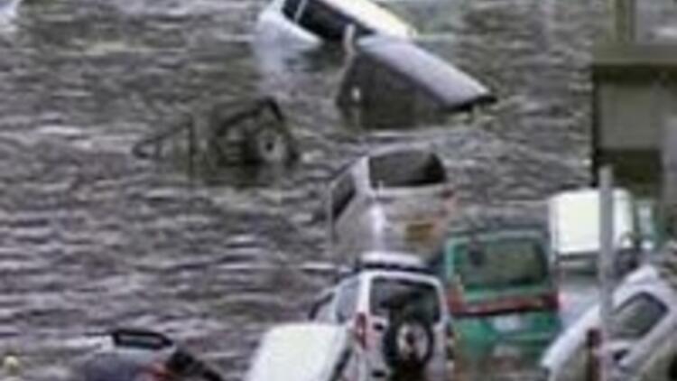 Tsunami istismar ediliyor