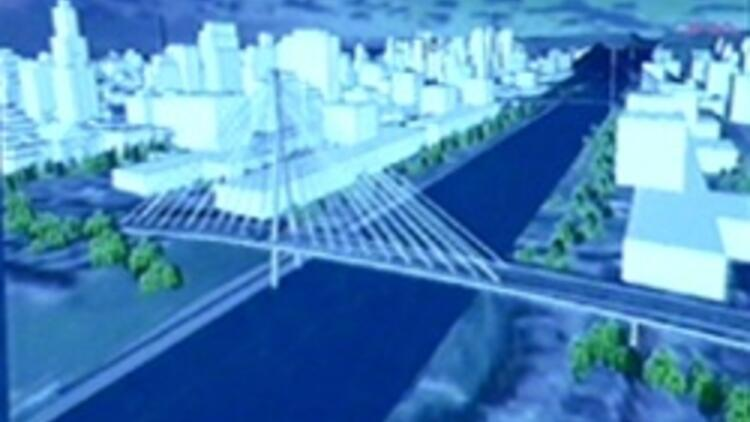 Kanuni düşünmüştü... İşte Kanal İstanbul'dan görüntüler