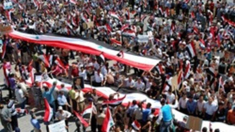 Gölge Mossaddan Suriyeyle ilgili çarpıcı iddia